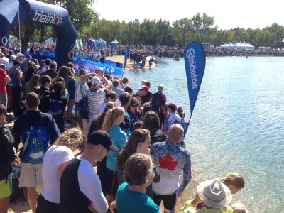 Tri-Edmonton 2014 - The rally in the valley