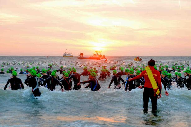 3 places off Kona Slot at Tenby 2014
