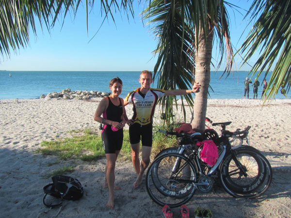 Ironman 70.3 Miami - October 2014