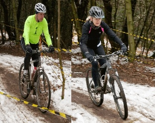Snow, Slips and Cyclo