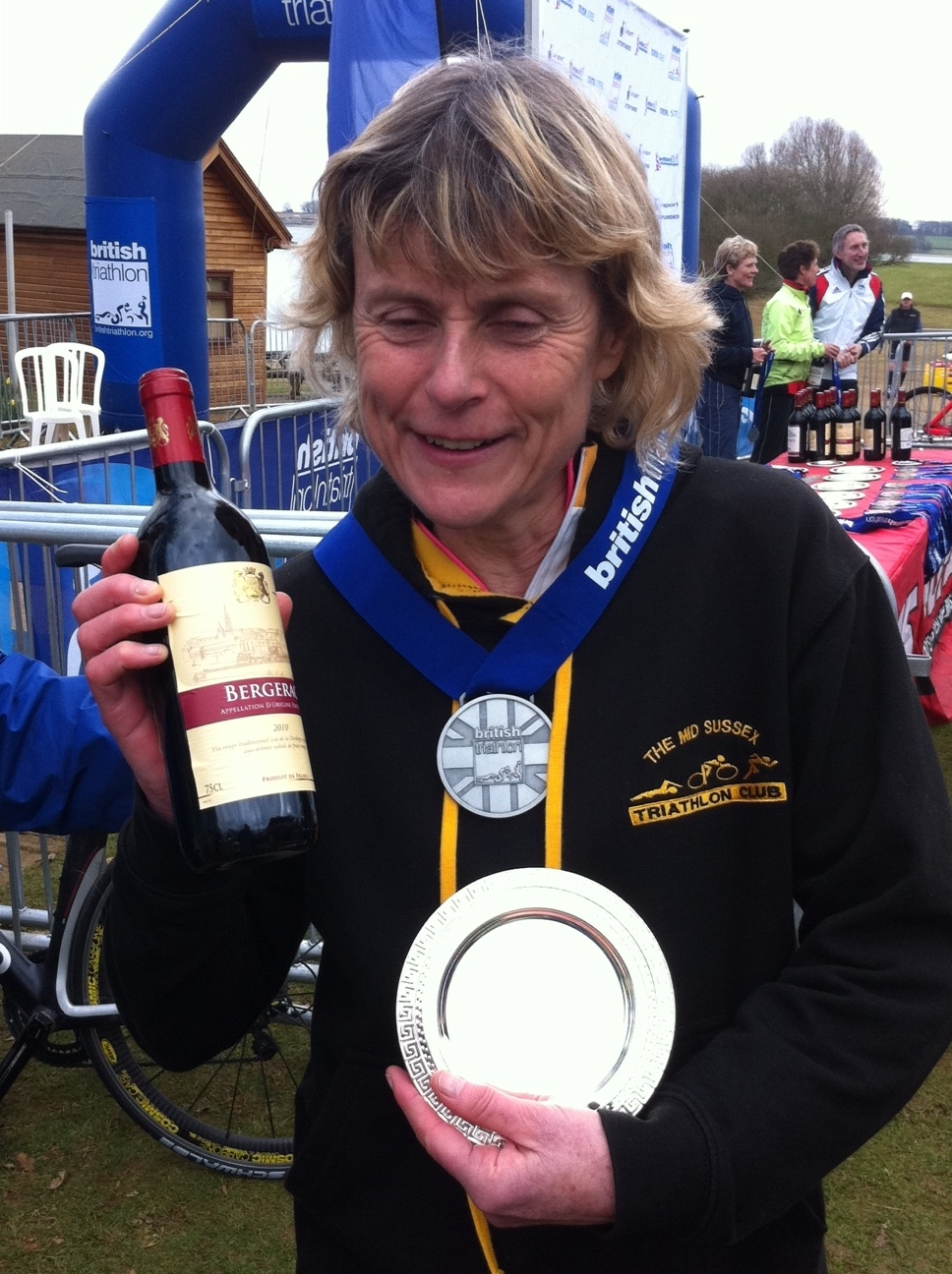 Dambuster Duathlon Race Report