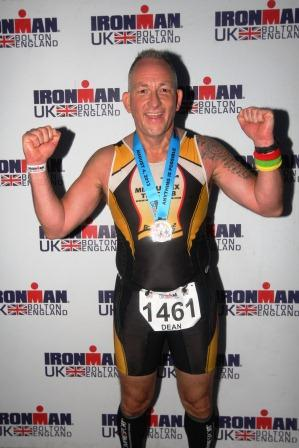 Ironman UK, Bolton 2013 -anything is possible!