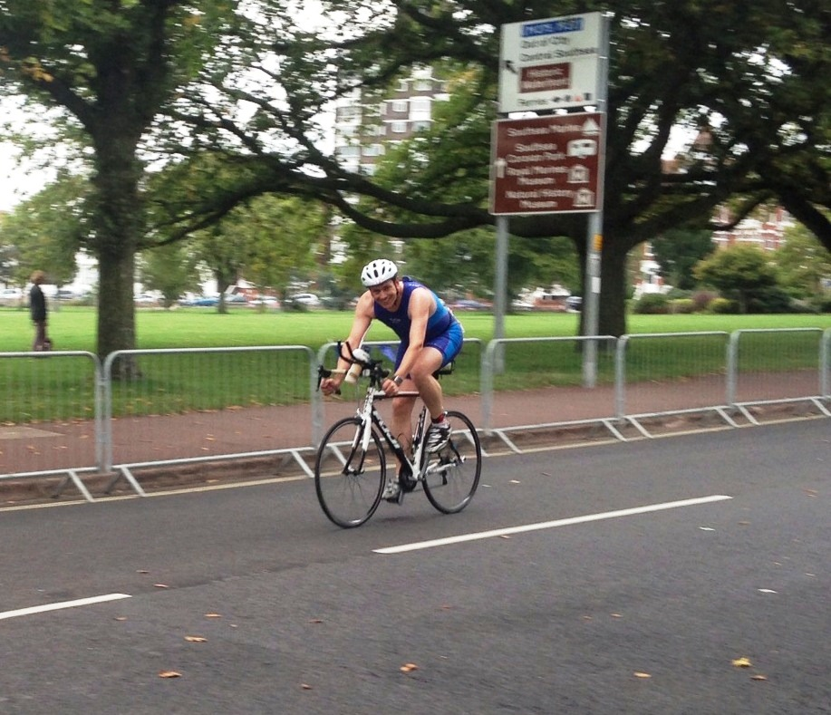 Portsmouth Triathlon Race Report - Learn from this...