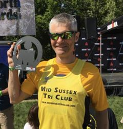 Age Group Win for MSTC at Ironman Boulder Colorado 2018