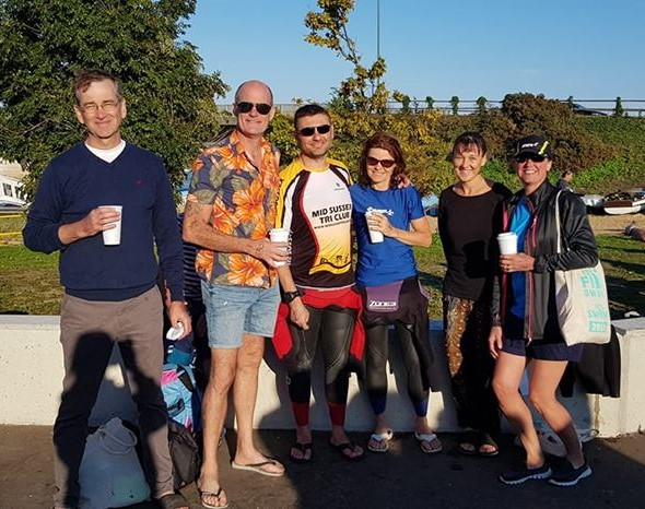 River Adur 5k Swim 2018